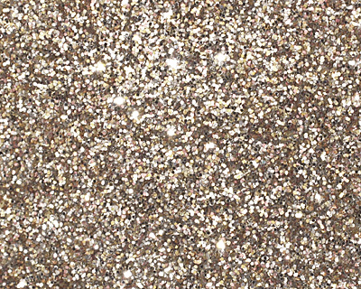 White Gold Ultrafine Opaque Glitter 1/2 oz.