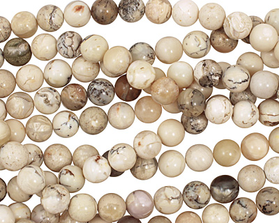 African Opal Round 10mm