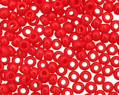 TOHO Opaque Pepper Red Round 11/0 Seed Bead
