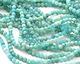 Peruvian Amazonite (AAA) Diamond Cut Faceted Round 3-3.5mm