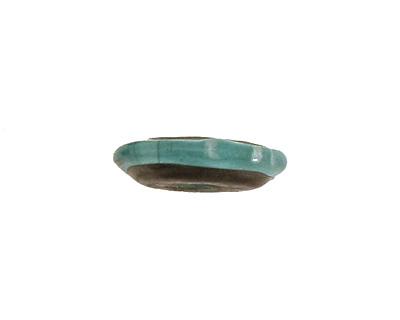 The BeadsNest Lampwork Glass Big Neptune Saucer 4-5x16-18mm