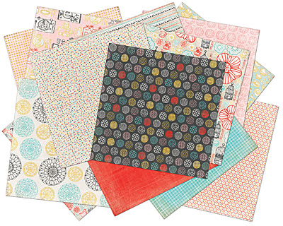 Paper Cottage Paper Pad 6