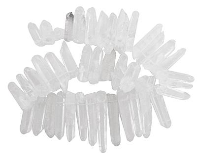 Rock Crystal Stick Graduated 6-12x20-70mm