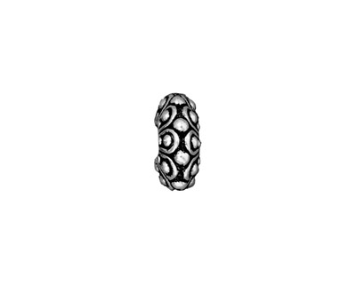 TierraCast Antique Silver (plated) Casbah Euro 5x11mm