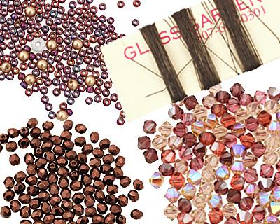 Glass Garden Sugarplum Blooming Crystals Bracelet Kit