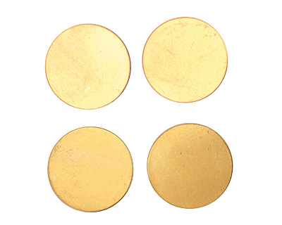 Brass Circle Blank 25mm