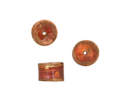 Patricia Healey Copper Thick Tube Bead 8x12mm