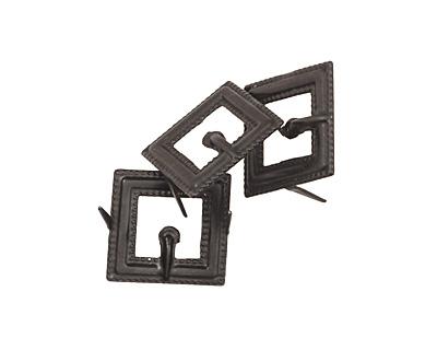 Vintaj Arte Metal Square Buckle Decorivet 18mm
