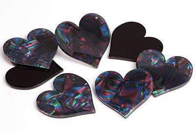 Zola Elements Moondance Acetate Heart Focal 35mm