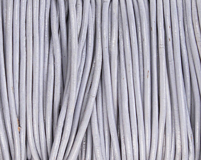 Horizon Round Leather Cord 2mm