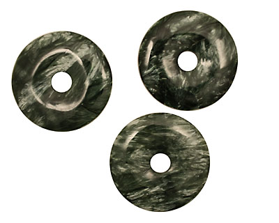 Seraphinite Donut 40mm