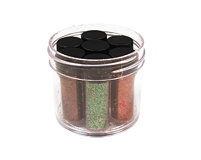 Turning Leaf Ultrafine Opaque Glitter Kit