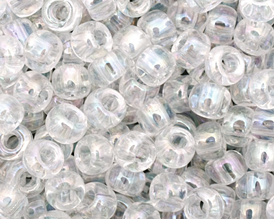 TOHO Transparent Rainbow Crystal Round 8/0 Seed Bead