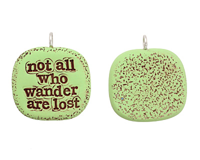 Swoondimples Polymer Clay Wasabi Green
