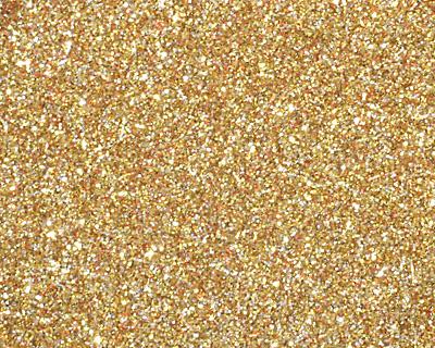 Gold Tone Microfine Opaque Glitter 1/4 oz.