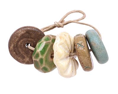 Gaea Ceramic Chakras Bundle