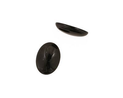Black Onyx Oval Cabochon 18x25mm