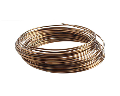 Vintaj Natural Brass Parawire 16 gauge, 15 feet