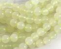 New Jade Round 6mm