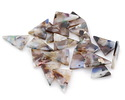 Zola Elements Garden Party Acetate Triangle Focal 16x21mm