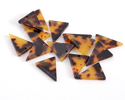 Zola Elements Tortoise Shell Acetate Triangle Focal 16x21mm