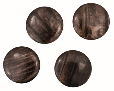 Hypersthene Coin 35mm