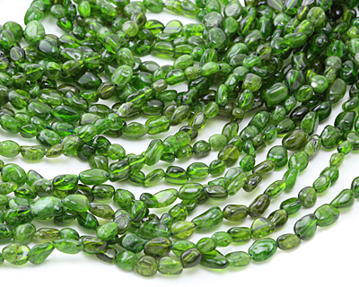 Chrome Diopside Nugget 4-6mm
