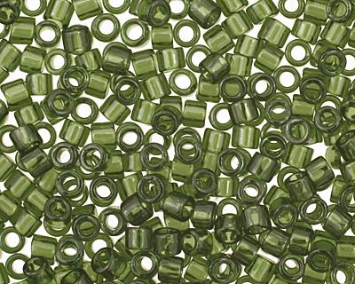 TOHO Transparent Olivine Treasure #1 Seed Bead