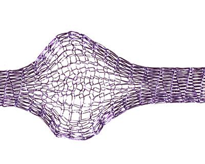 WireLace Tanzanite Ribbon 6mm