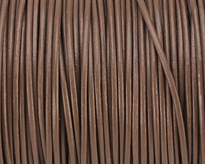 Enland Round Leather Cord 1.5mm