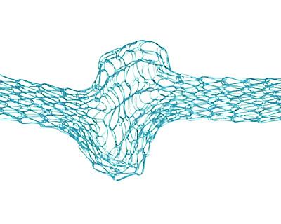 WireLace Aqua Ribbon 3mm