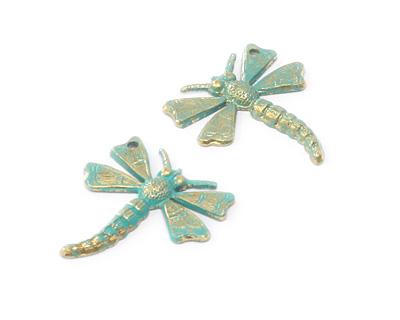 Vintaj Vogue Dragonfly Pair