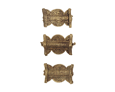 African Brass Ladder 18-20x13-15mm