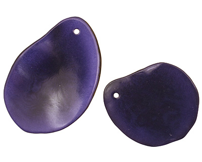 Tagua Nut Royal Potato Chip 30-37x37-47mm