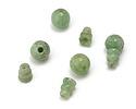 Jade Round Guru Bead 10mm