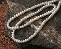 Pearly White Freshwater Potato Pearl 3-3.2mm