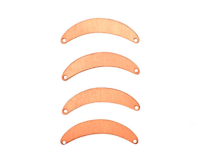 Copper Arch Blank Link 32x8