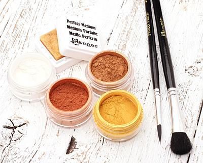 Perfect Pearls Metallics Pigment Powder Kit 10g
