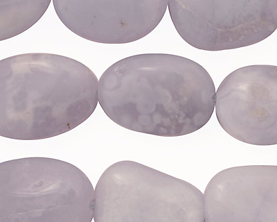Chalcedony Tumbled Nugget 18-27x12-20mm
