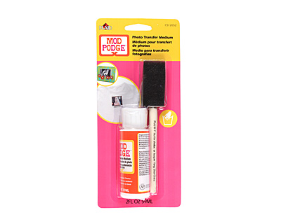 Mod Podge Photo Transfer Medium 2 fl. oz.