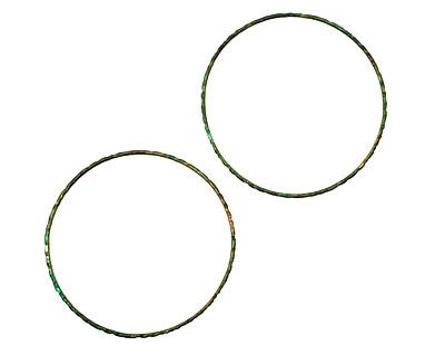 Missficklemedia Patinated Laurel Green Link 56mm