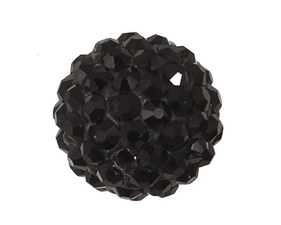 Jet Pave Round 10mm (1.5mm hole)