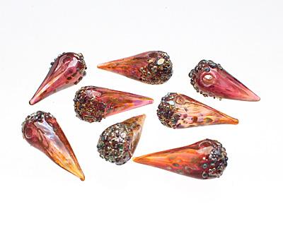Unicorne Beads Grimhilde Spike (hollow) 10-12x28-29mm