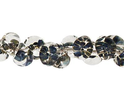 Unicorne Beads Exotic Azure Caves Teardrop 7x9mm