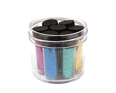 Rainbow Ultrafine Opaque Glitter Kit