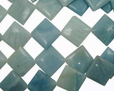 Amazonite Diamond 37mm