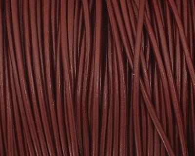 Granada Round Leather Cord 1.5mm