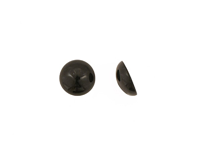 Black Onyx Round Cabochon 15mm