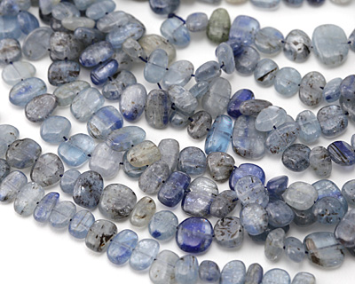 Kyanite Polished Pebble 4-8x8-13mm