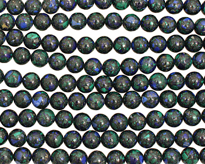 Azurite Malachite Round 10mm